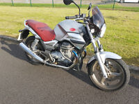Moto Guzzi Breva 750cc V twin Shaft Drive only done 4600!miles.