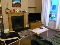Beautiful flat in Old Aberdeen. 2 spacious bedrooms, large kitchen and livingroom, shower and bath.