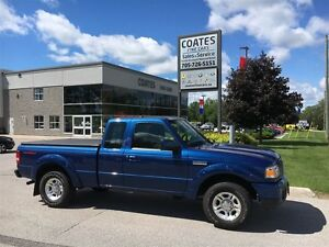 2011 Ford Ranger Supercab Sport ~Obscenely Low Km's ~4.0 V6 ~Ton