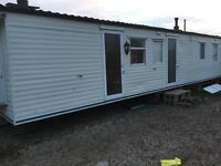 Mobile home static caravan for sale