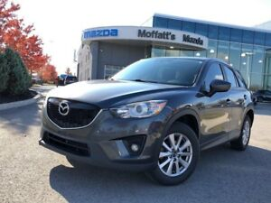 2015 Mazda CX-5 GS GS FWD, BLINDSPOT, SUNROOF, HEAT SEATS, BA...