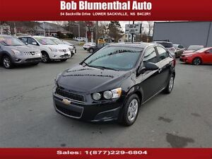 2012 Chevrolet Sonic LT Auto  ($41 weekly, 0 down, all-in, OAC)
