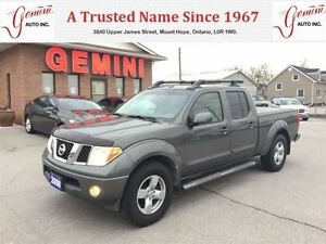 2008 Nissan Frontier LE-V6 4x4 Leather Roof Mint