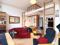 A large self contained studio apartment located just off Camden road