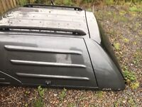 Toyota Hilux hardtop canopy