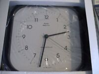 SPACETIMER RADIO CONTROLLED CLOCK (Brand New & Boxed)