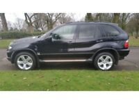 BMW X5 4.4 Sport 5dr SAT NAV TV MOT 2 KEYS..