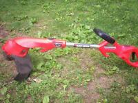 Battery Operated Weed Eater