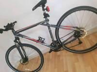 GT Transeo 2.0 Disc Hybrid Bike L frame. Not carrera,trek , viking, cube, mountain, specialized,