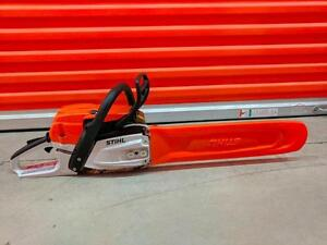 HOC - STIHL MS261C 18 INCH BAR + BRAND NEW + FREE SHIPPING + 1 YEAR WARRANTY