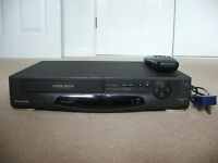 Panasonic NV-HD600 VCR/VHS - Video Cassete Player/Recorder with Remote