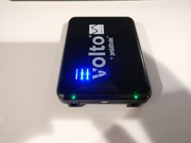 Pedaltrain Volto rechargeable power supply, powers up to 6 pedals