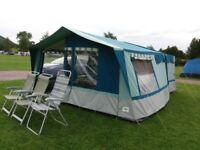 Conway Vision Trailer Tent - 6-8 berth - Recent Service, Lots of Extras, Great Starter Package