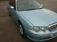 Rover 75 2.5 petrol mot