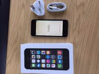 Apple iPhone 5s 16GB in Space Grey...
