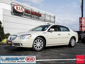 2011 Buick Lucerne CX -- CLEAN HISTORY, TRADE-IN, ONE OWNER