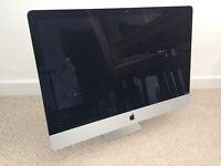 "Apple iMac 27"" Late 2012 model"