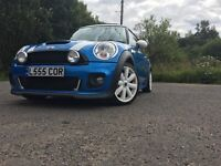 2007 Mini Cooper s - Alta Induction, JCW Body Kit, Lounge Leather Interior