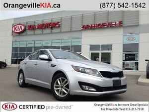 2012 Kia Optima LX Auto *Certified Pre-Owned*