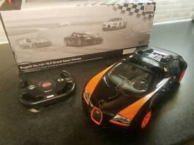 Bugatti Veyron Remote control car