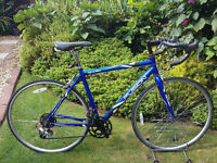 mens apollo fusion road racing bike