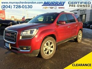2016 GMC Acadia SLT AWD 7 Passenger Option *Nav* *Blind Side* *B