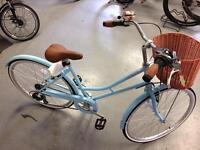 Old style bikes / ladies / town bicycle