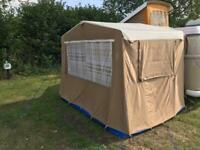 Devon Motent Awning Genuine Vintage 1960-70s Awning in immaculate condition.