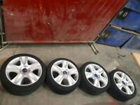 Mondeo zetec s wheels