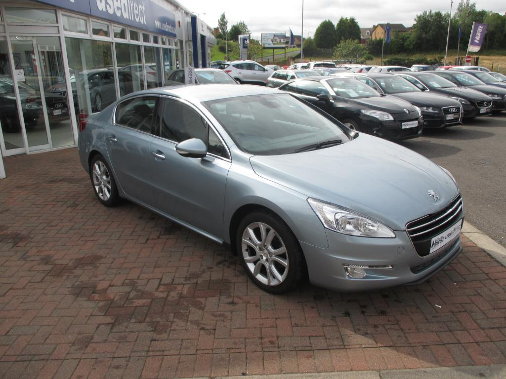 peugeot 508 1 6 thp 156 allure 4dr 2011 in dundonald belfast gumtree. Black Bedroom Furniture Sets. Home Design Ideas