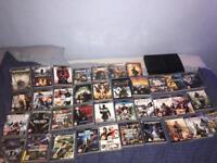 PS3 plus 37 games!!