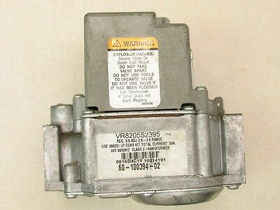 Honeywell Vr8205s2395 Hvac Furnace Gas Valve 60-100394-02