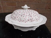 Vintage Adams tureen - sold subject to collection