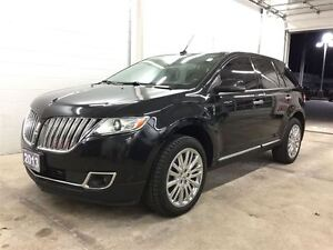 2013 Lincoln MKX Navi, Pano roof, Blis