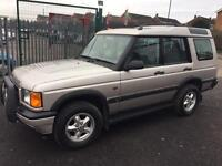 LAND ROVER DISCOVERY 4.0l PETROL