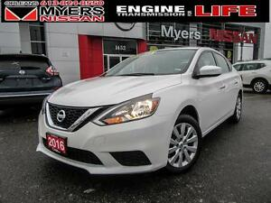 2016 Nissan Sentra S, EXECUTIVE DEAL, STEERING CONTROLS, AUX POR