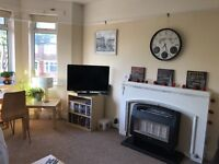 Double room to rent in two bed professional flat shar