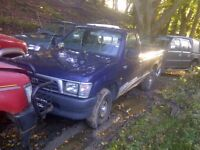 Toyota Hilux pickups wanted, 4x4/2wd, diesel