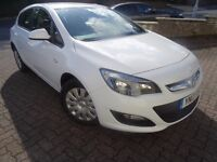 2013 (13 Reg) Vauxhall Astra 1.3 CDTI ecoFLEX 16v Exclusive 5dr Hatchback Diesel (A/C) Bluetooth