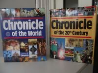 2 large tomes