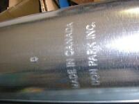 Galvanized and Aluminum Duct Fittings