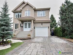 475 000$ - Maison 2 étages à vendre à Ste-Dorothée
