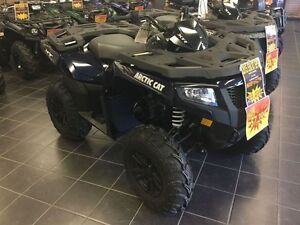 2015 arctic cat XR 550 XT EPS 3.99% Financing for 60 Months or N