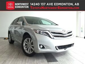 2014 Toyota Venza AWD | Nav | Heat Leather Seats | Rear Vision C