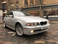 2002 51 Bmw 5 Series 535i V8 Auto Facelift Model 140k Full Service History Excellent Condition E39