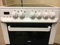 Zanussi Cooker in White