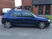 Peugeot 306 spares and repairs does start and drive