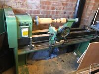Mini max T124 copy lathe
