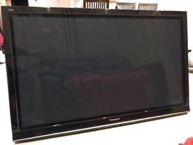 "Panasonic TX-P50G10B 50"" Full HD 1080p Freeview Freesat HD Plasma with Heavy Duty Cantilever Bracket"