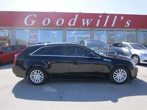 2010 Cadillac CTS SUNROOF! LEATHER SEATS!